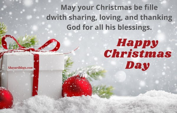 happy Merry Christmas quotes image