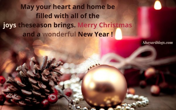 merry christmas day english quotes image